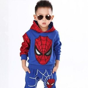 Other - Spiderman sweat suit